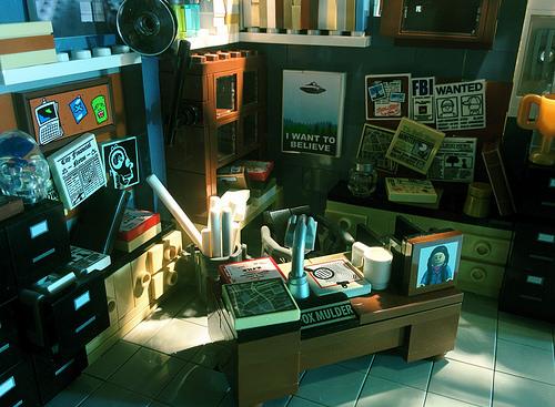 Mulder's Office