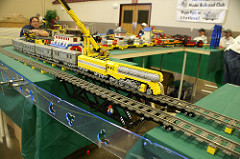 LEGO NETLTC display
