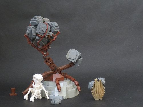 Rock tree