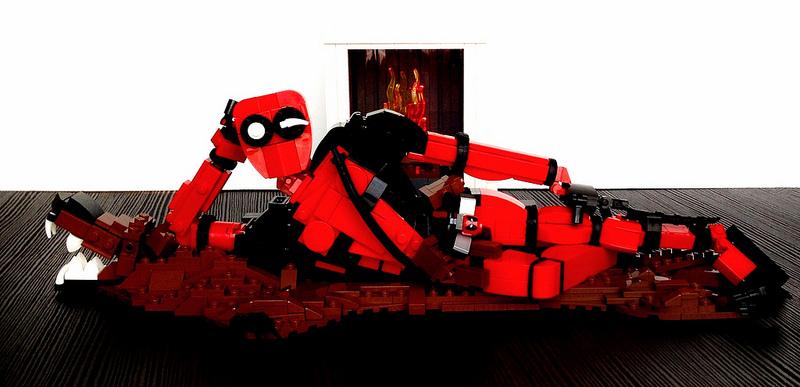 I'm Deadpool!