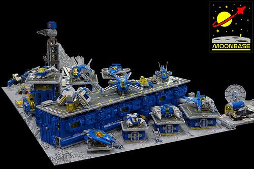Moonbase V - StarPort