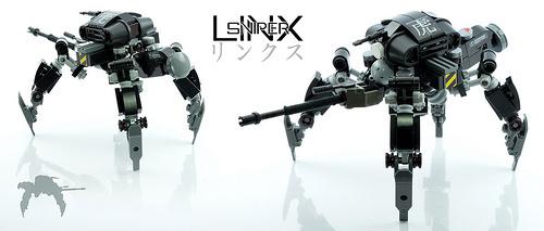 LINX sniper