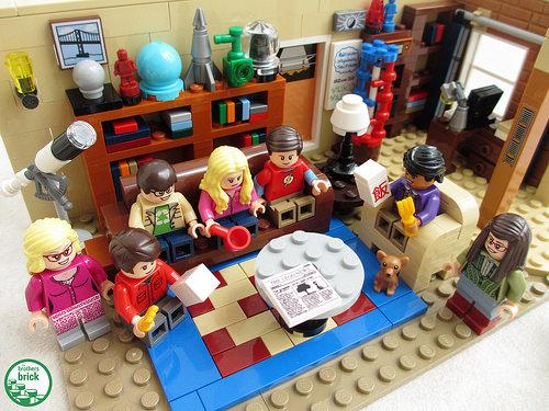 The Big Bang Theory - Lounge