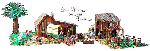 Plum Creek - The Little House on the Prairie