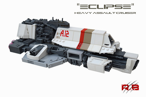 """Eclipse"" Heavy Assault Cruiser"