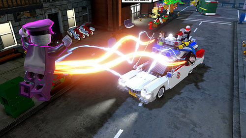 LEGO Dimensions Ghostbusters