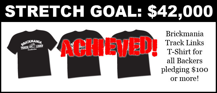 Brickmania Track Links T-shirts
