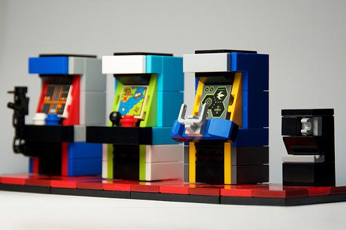 Arcade - All machines