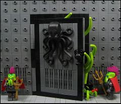 """""""R'lyeh? Sounded like the pizza man arrived to me..."""
