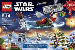 75097 LEGO Star Wars Advent Calendar