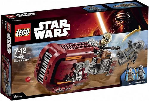 75099 Rey's Speeder