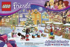 41102 LEGO Friends Advent Calendar