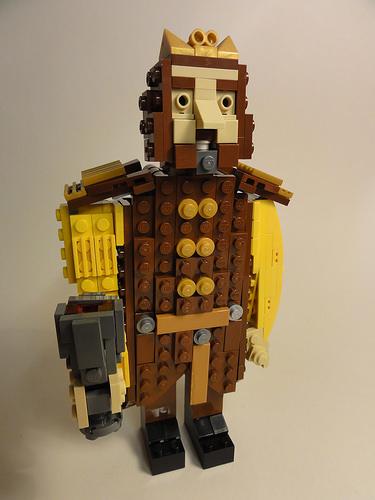 LEGO Robert Baratheon