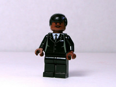 Martin Luther King, Jr. minifig on Flickr
