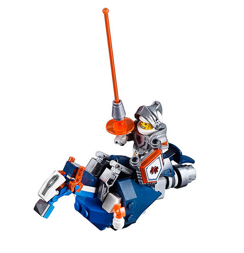 LEGO Nexo Knights robotic horse
