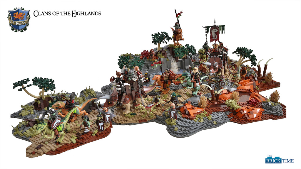 Clans of the Highlands