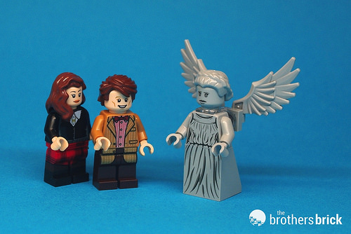 LEGO Doctor who minifigs (4)