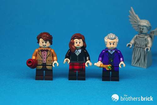LEGO Doctor who minifigs (1)