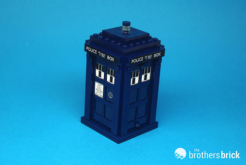 LEGO Doctor Who set (8)