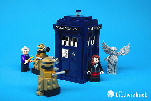 LEGO Doctor Who set (2)