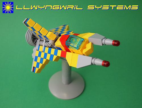 Viv Viper Space Racer