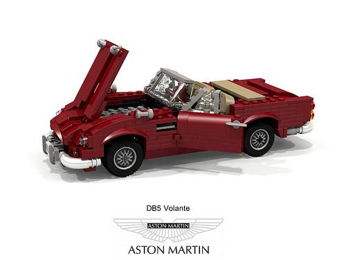 Aston Martin DB5 Volante (1963)