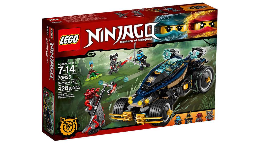 LEGO NInjago 2017
