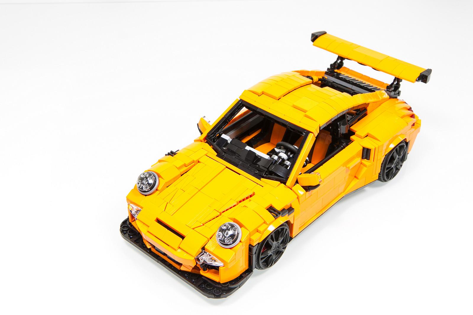 LEGO Porsche 911 GT3 RS (991 2016)