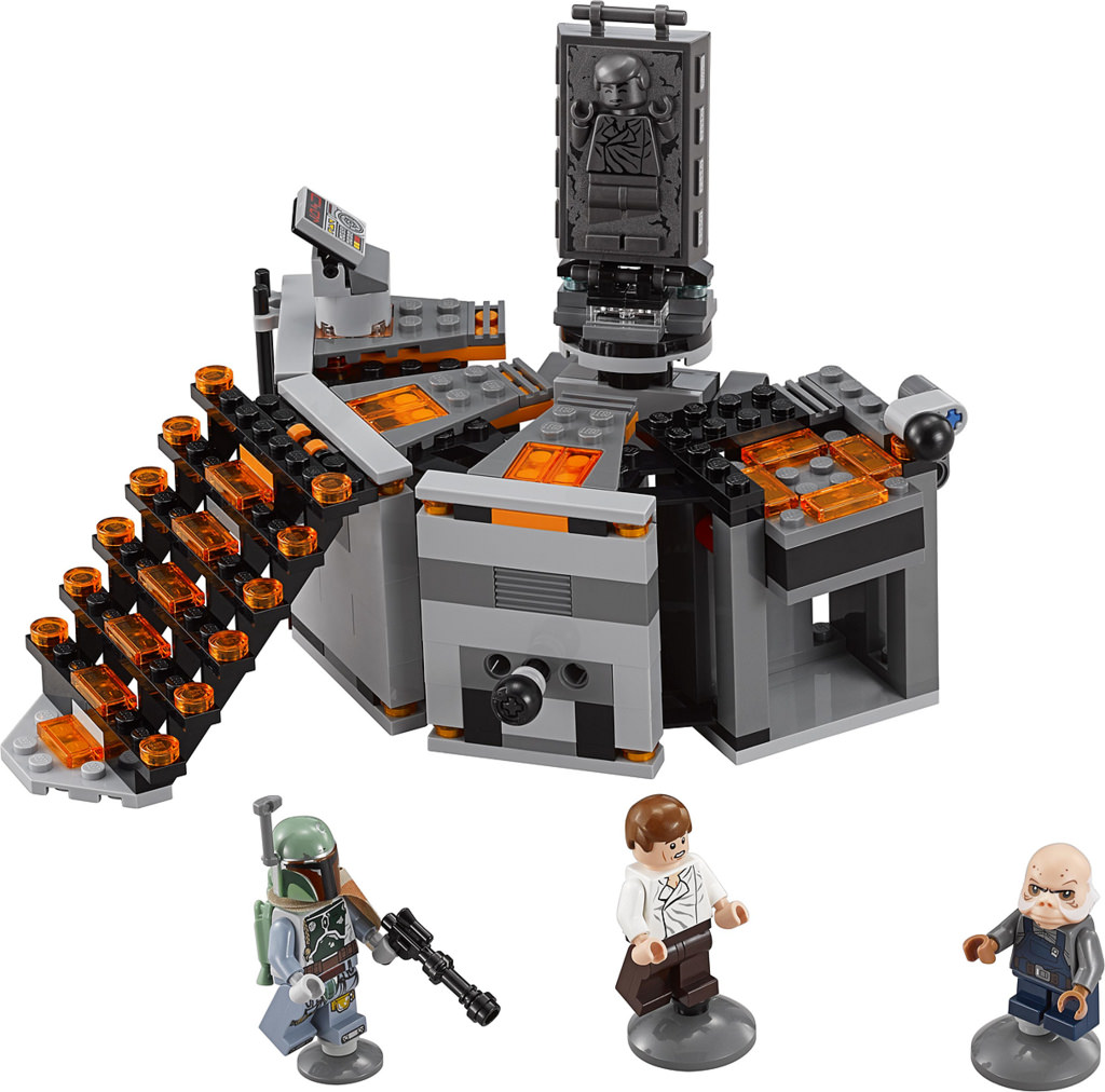75137 Carbon-Freezing Chamber 2