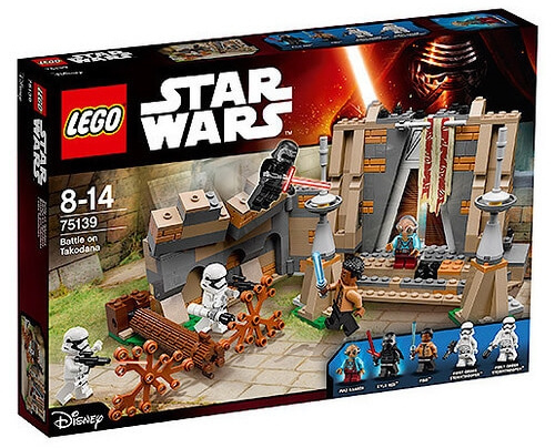 75139 Battle on Takodana