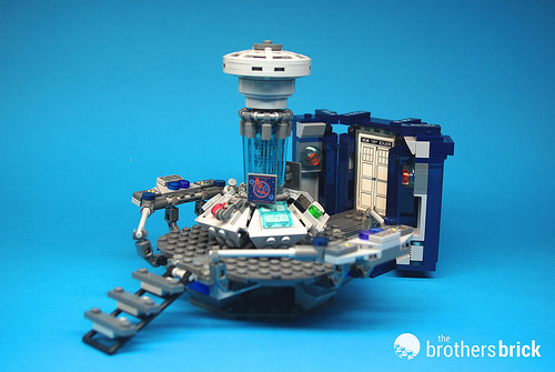 LEGO Doctor Who set (7)