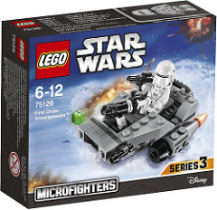 75126 First Order Snowspeeder