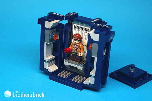LEGO Doctor Who set (12)