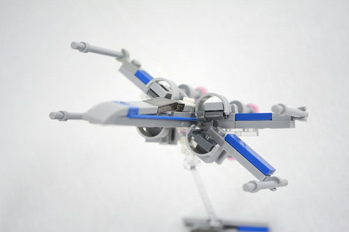 T-70 X-wing from Star Wars: The Force Awakens