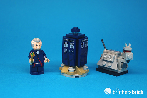 LEGO Dimensions Doctor Who Level Pack (1)