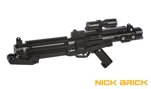 Star Wars E-11 Blaster Rifle