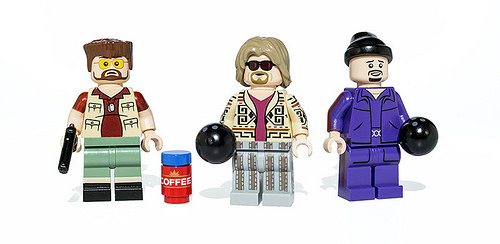 Citizen Brick Bowling Buddies custom minifigs