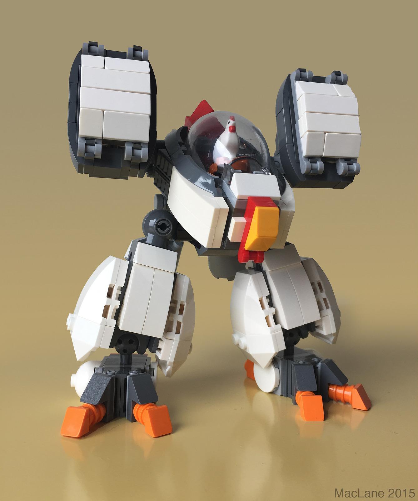 BokBokTron Thigh Fighter