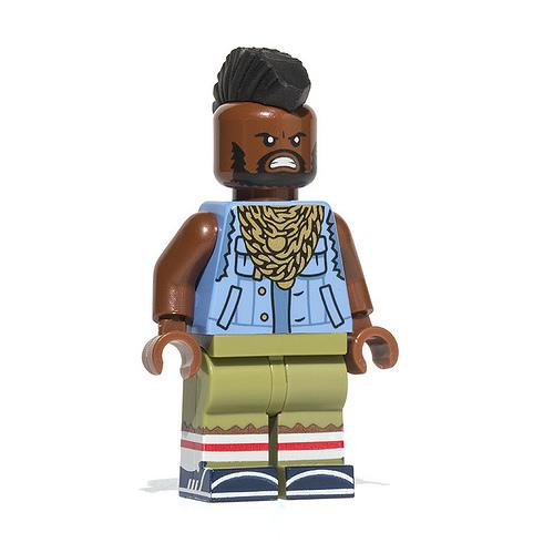 Citizen Brick Pity Enthusiast custom minifig