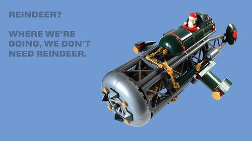 The Santa 3000