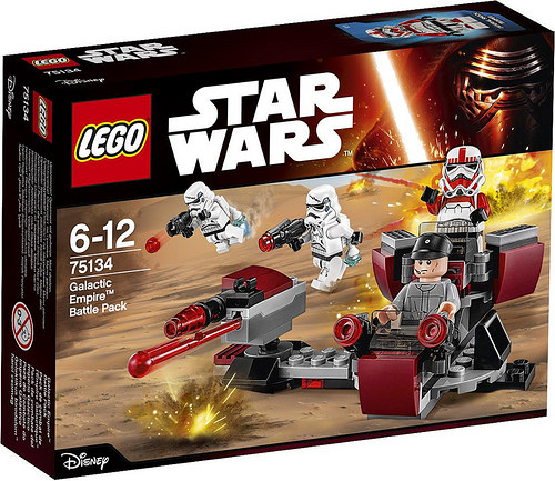 75134 Galactic Empire Battle Pack