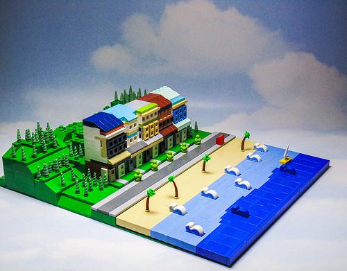 The Beaches - Microscale