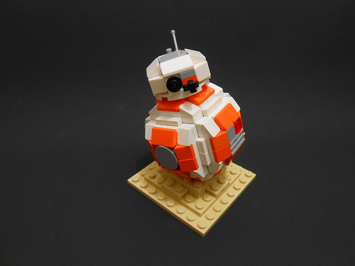 BB-8. Mini size :)