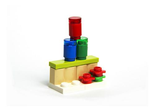 LEGO Friends 2015 Advent Calendar (22)