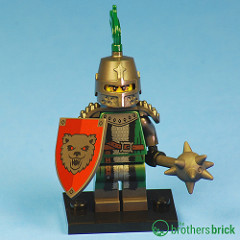 Collectible Minifigs Series 15 Knight