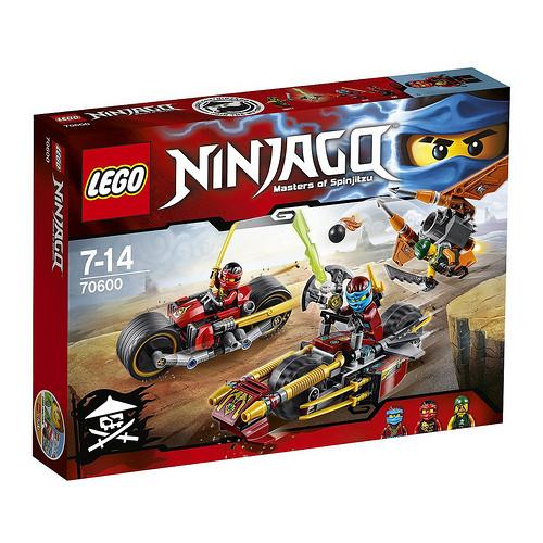70600 Ninja Bike Chase