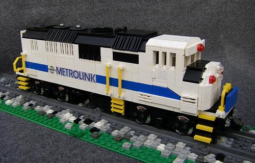 LA Metrolink by Swoofty