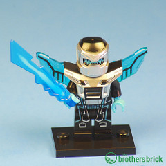Collectible Minifigs Series 15 Winged Robot Warrior