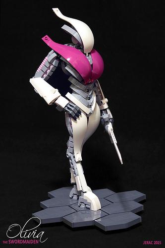 Olivia the Swordmaiden
