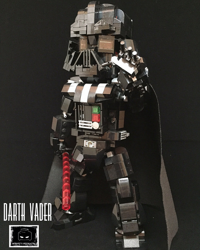 "Darth Vader"" I am your Father!"""